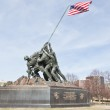 The United States Marine Corps War Memorial — Stock Photo #29367535