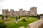 Castillo de Windsor en el berkshire al sur de Inglaterra — Foto de Stock