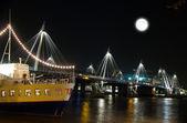A famous bridge in london — Stock Photo