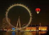 The London Eye in London — Stock Photo
