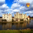 The leeds castle — Stock Photo