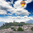 A historical town Lijiang China — Stock Photo