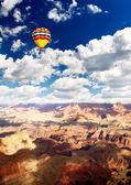 национальный парк гранд-каньон в аризоне — Стоковое фото