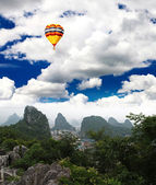 The scenery of Guilin City — Stock Photo