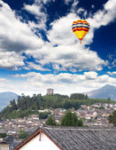 A historical town Lijiang China — Stock Photo