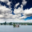 The scenary of thousand Islands — Stock Photo #29380427