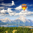 Stock Photo: Grand Teton National Park