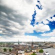 Stock Photo: View of Stockholm cityscape