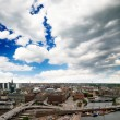 View of Stockholm cityscape — Stock Photo