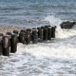 Sea waves at Atlantic City — Stock Photo #29385537