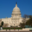 Stock Photo: The Capitol building