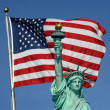 The Statue of Liberty — Stockfoto