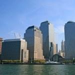 The New York City skyline — Stock Photo #29388393