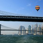 The New York City skyline — Stock Photo #29388449