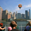 The New York City skyline — Stock Photo #29388545