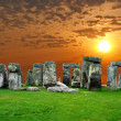 The Stonehenge in UK — Stock Photo