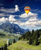 Titlis mountain landscape — Stock Photo