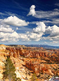 The Bryce Canyon National Park — Stock Photo
