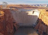 O glen canyon dam — Fotografia Stock