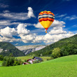 Beautiful countryside of St. Wolfgang — Stock Photo #29392723