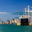 The Port of Miami — Stock Photo #29393001