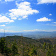 Smoky Mountain National Park — Foto Stock