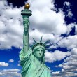 De Statue of liberty — Stockfoto