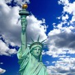 The statue of Liberty — Stok fotoğraf