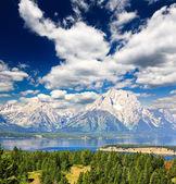 Grand teton nationalpark — Stockfoto