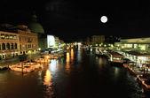 El gran canal de Venecia — Foto de Stock