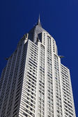 The Chrysler Building — Foto de Stock
