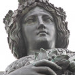 The Bavaria statue at the site of Oktoberfest — Stock Photo #29401413