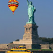 Stock Photo: The Statue of Liberty