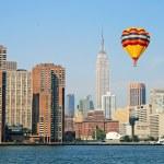 The New York City skyline — Stock Photo #29402319
