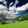 Beautiful countryside of St. Wolfgang — Stock Photo #29402795