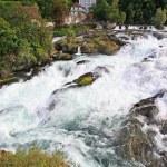 The Rhine Falls in Switzerland — Stock Photo #29403813