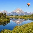 The Grand Teton National Park — Stock Photo #29404319