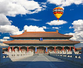 The historical Forbidden City in Beijing — Stock Photo