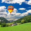 Beautiful countryside of St. Wolfgang — Stock Photo #29561813