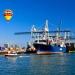 The Port of Miami — Stock Photo