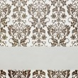 White paper texture Antique Background — Zdjęcie stockowe
