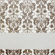 White paper texture Antique Background — Stockfoto