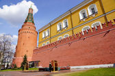 Moscow. Red Square. Kremlin. — Stock Photo