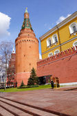Moscow. Red Square. Kremlin — Stock Photo