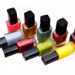 Nail polish — Stock Photo