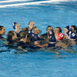 WPO: World Aquatics Championship - Womens final Canada vs USA — Lizenzfreies Foto