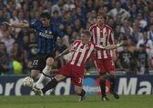 Football: Champions League Final 2010 — Stock Photo