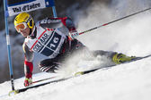 FRA: Alpine skiing Val D'Isere men's GS. KOSTELIC Ivica. — Stock Photo