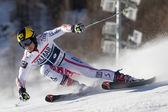 FRA: Alpine skiing Val D'Isere men's GS. HIRSCHER Marcel. — Stock Photo