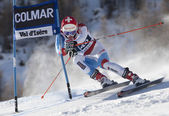 FRA: Alpine skiing Val D'Isere men's GS — Stock Photo